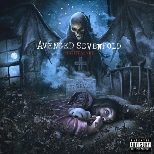 Avenged Sevenfold Nightmare Explicit Version