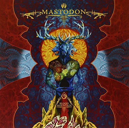 Mastodon Blood Mountain