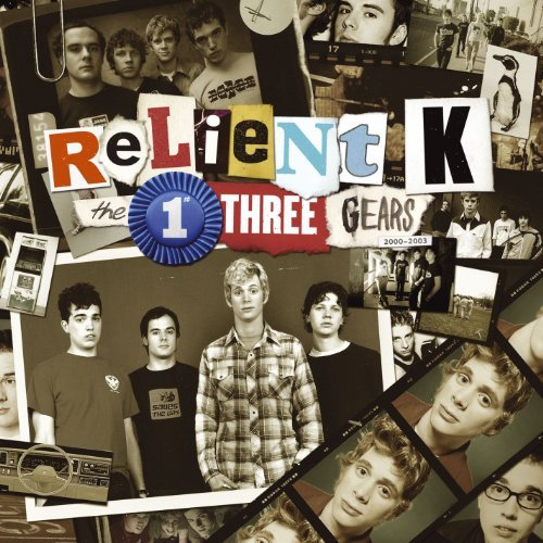 Relient K First Three Gears (2000 2003) 3 CD