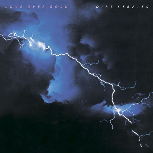 Dire Straits Love Over Gold 180gm Vinyl