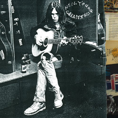 Neil Young Greatest Hits 180gm Vinyl 2 Lp Set Incl. 7 Inch