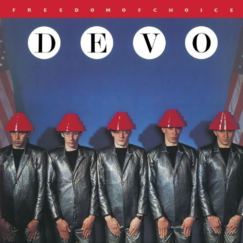 Devo Freedom Of Choice Deluxe Ed. Remastered
