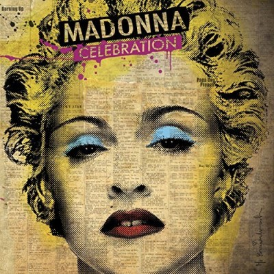 Madonna Celebration 2 CD Set
