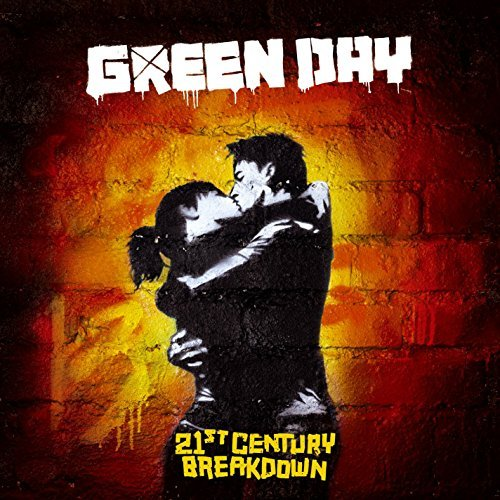 Green Day 21st Century Breakdown Explicit Version 180gm Vinyl