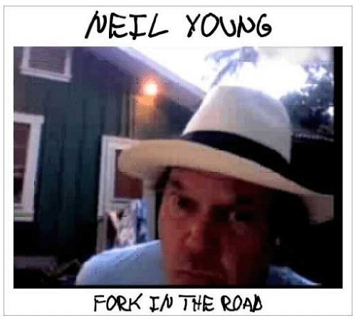 Neil Young Fork In The Road Incl. DVD