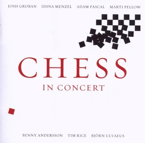 Chess In Concert Live From Ro Chess In Concert Live From Ro 2 CD Set
