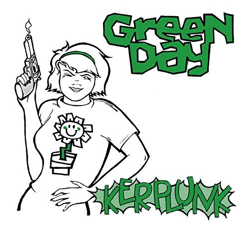 Green Day Kerplunk! 2 Lp Set
