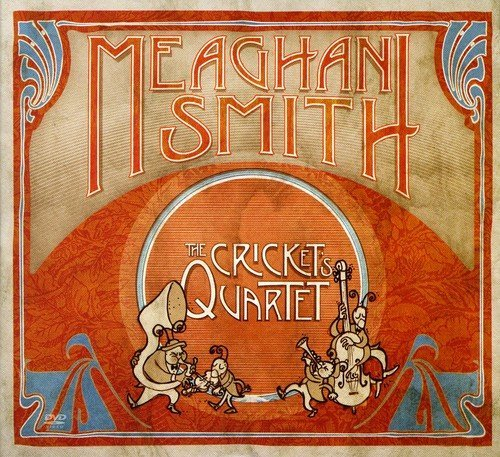 Meaghan Smith Crickets Quartet Ep Import Can