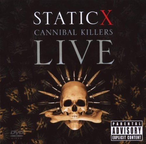 Static X Cannibal Killers Live Explicit Incl. Bonus DVD