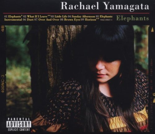 Rachael Yamagata Elephants Teeth Sinking Into H Explicit Version 2 CD Set