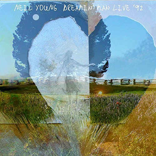 Young Neil Dreaming Man Live 1992