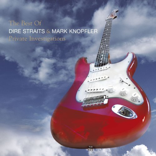 Dire Straits Knopfler Best Of Dire Straits & Mark Kn 2 CD Set