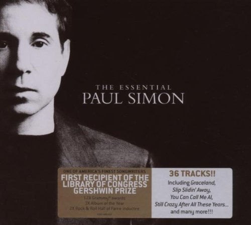 Paul Simon Essential Paul Simon 2 CD Set
