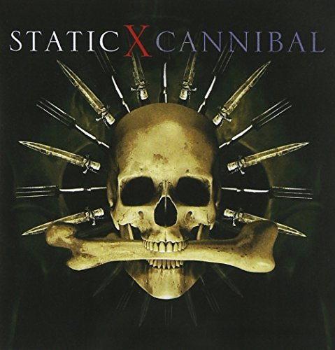 Static X Cannibal CD R