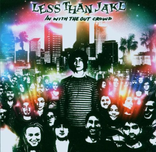 Less Than Jake In With The Out Crowd CD R