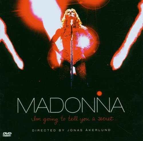 Madonna I'm Going To Tell You A Secret Incl. Bonus DVD
