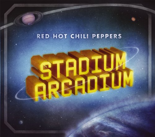 Red Hot Chili Peppers Stadium Arcadium 2 CD Set