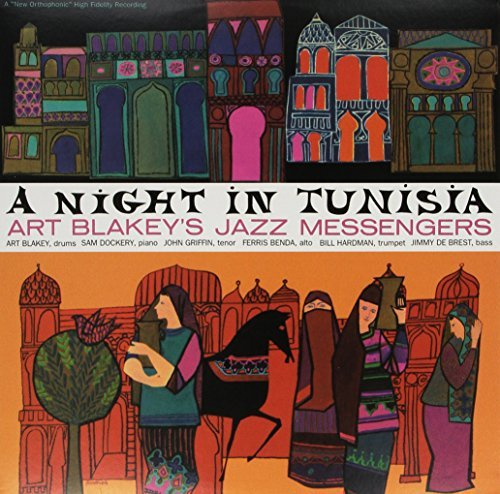 Art Blakey Night In Tunisia 180gm Vinyl Night In Tunisia