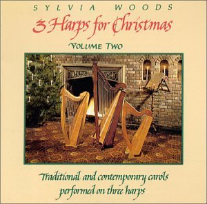 Sylvia Woods Vol. 2 Three Harps For Christm