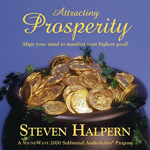 Steven Halpern Attracting Prosperity