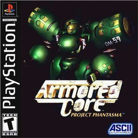 Psx Armored Core Project Phantasma T