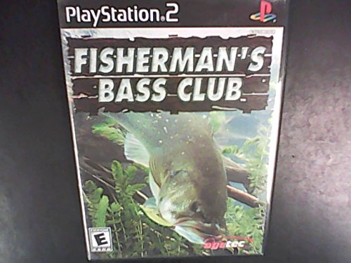 Ps2 Fishermans Bass Club