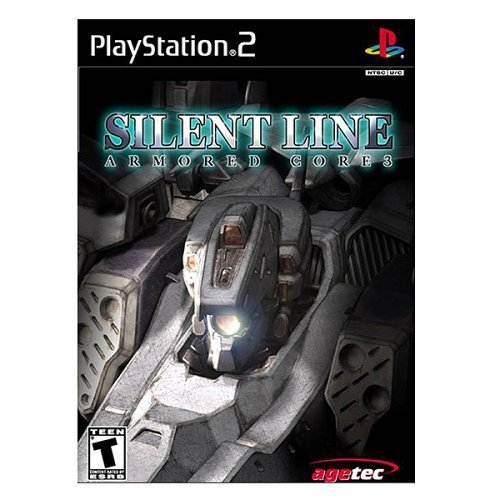 Ps2 Armored Core Silent Line