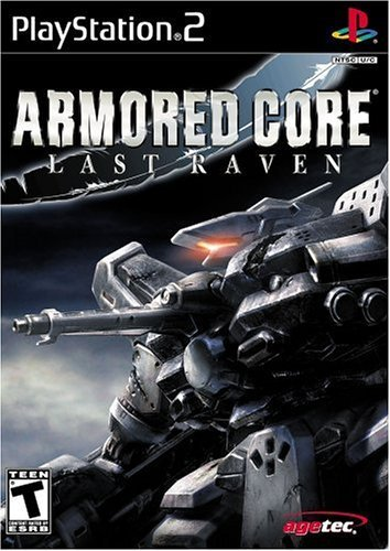 Ps2 Armored Core Last Raven