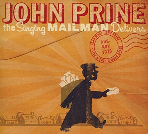 John Prine Singing Mailman Delivers (2cd) 2 CD