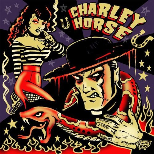 Charley Horse Unholy Rider