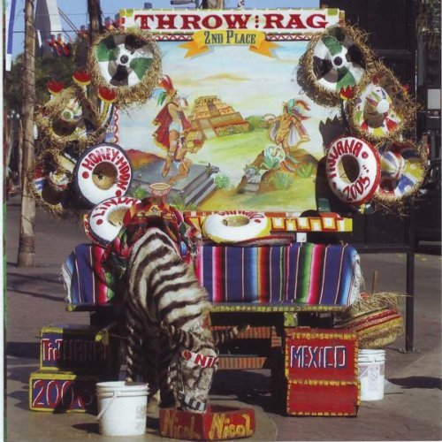 Throw Rag 2nd Place