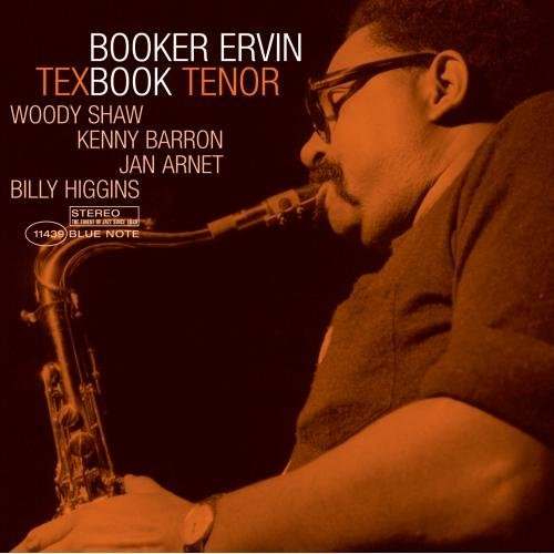 Booker Ervin Tex Book Tenor Connoisseur