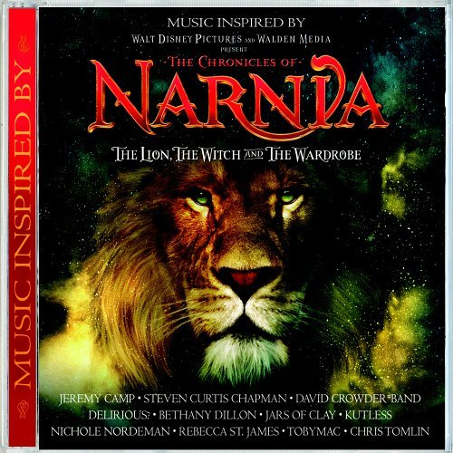 Narnia Music Inspired By Soundtrack Tobymac Camp Crowder Enhanced CD