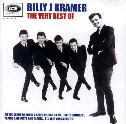Billy J. Kramer & The Dakotas Very Best Of Import Aus