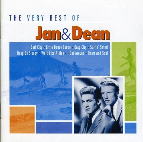 Jan & Dean Very Best Of Import Gbr