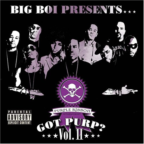 Big Boi Presents Vol. 2 Got Purp Explicit Version