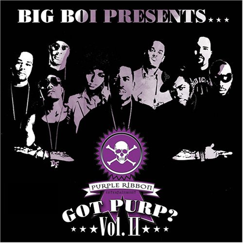 Big Boi Presents Vol. 2 Got Purp Clean Version