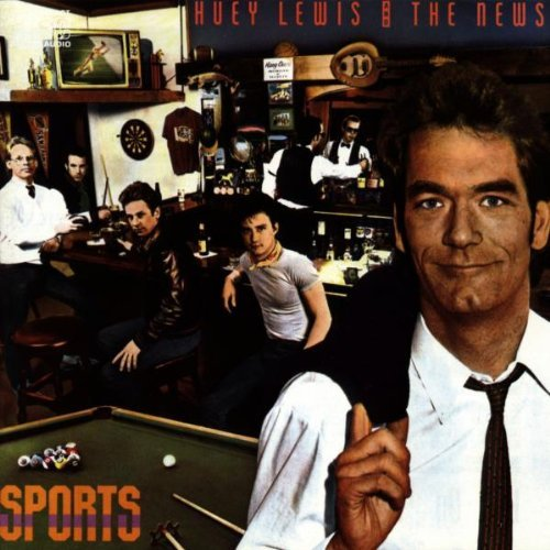 Huey Lewis & The News Sports