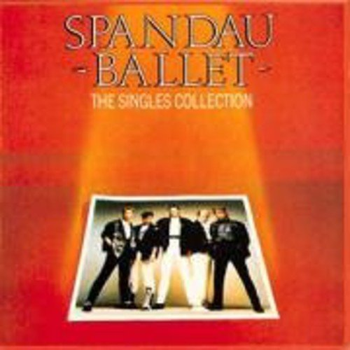 Spandau Ballet Singles Collection