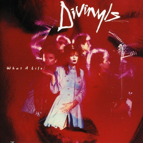 Divinyls What A Life! Import Aus