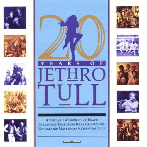 Jethro Tull 20 Years Of Jethro Tull