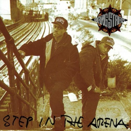 Gang Starr Step In The Arena