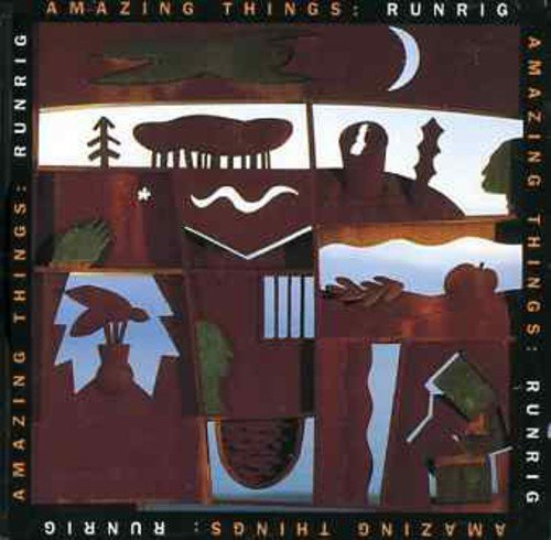 Runrig Amazing Things Import Gbr