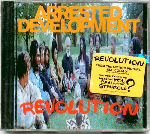 Arrested Development Revolution (b W Tennessee)