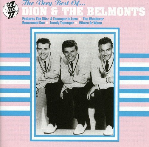 Dion & The Belmonts Best Of Dion & The Belmonts Import Gbr