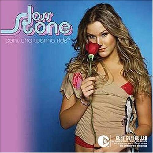 Joss Stone Don't Cha Wanna Ride Import Gbr