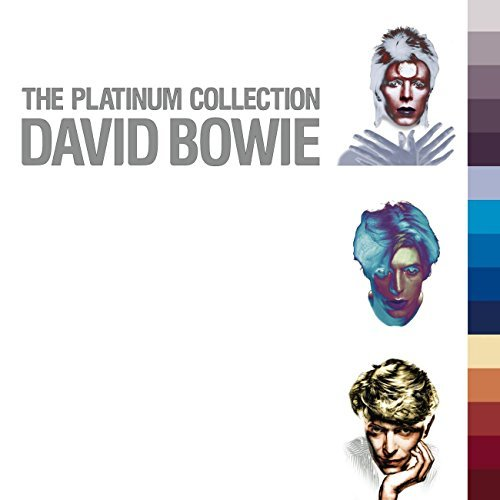 David Bowie Platinum Collection 3 CD