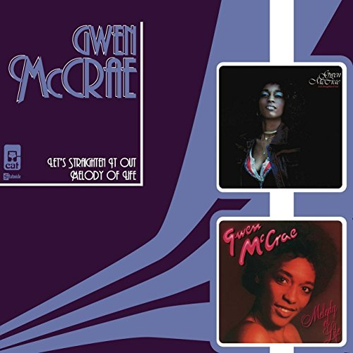 Gwen Mccrae Let's Straighten It Out Melody Import Gbr 2 On 1