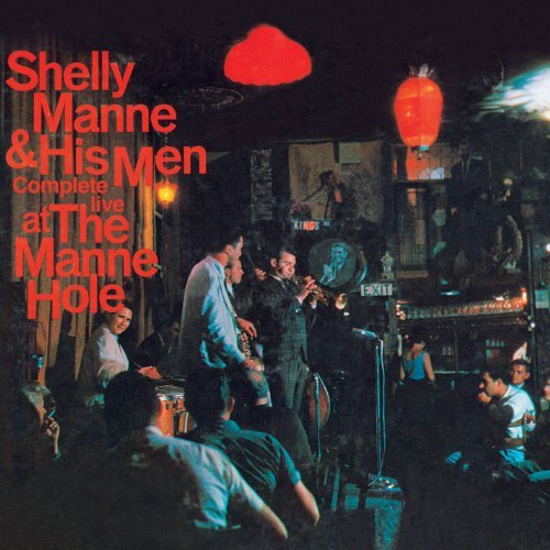 Shelly Manne & His Men Complete Live At The Manne Hol Import Esp 2 On 1