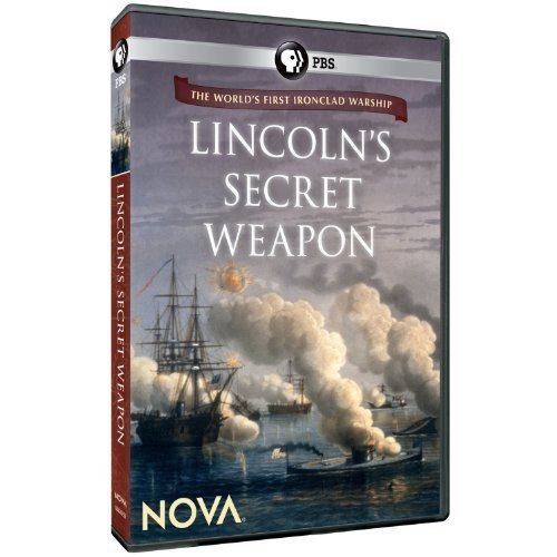 Nova Nova Lincoln's Secret Weapon Nr